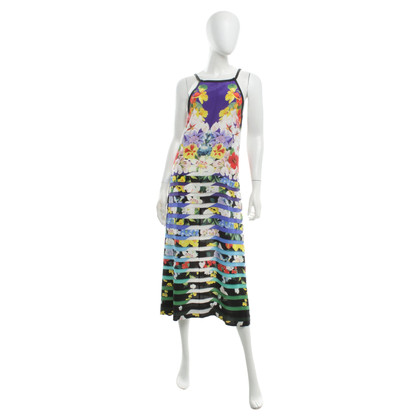 Mary Katrantzou Dress with a floral pattern