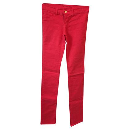J Brand Jeans J Brand Red T.25