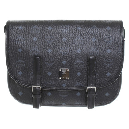 "MCM ""Messenger Bag Medium Black"""