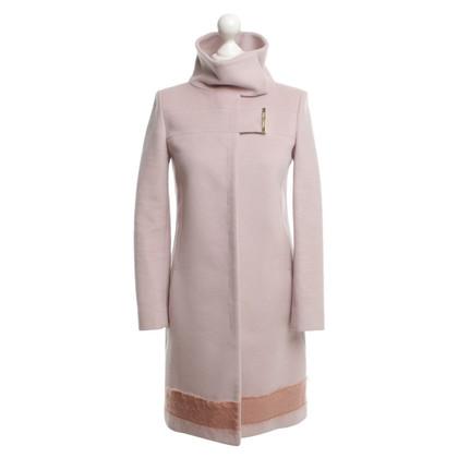 Patrizia Pepe Coat in roze