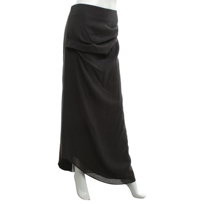 Brunello Cucinelli skirt in anthracite
