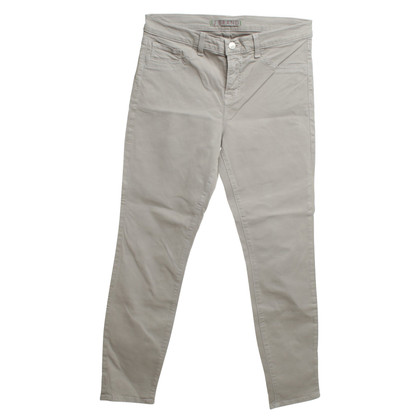 "J Brand Jeans ""Capri"" in gray"