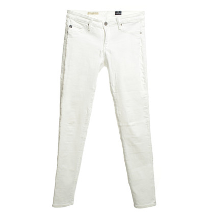 Adriano Goldschmied Jeans in White