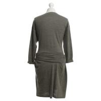 Isabel Marant Etoile vestito lavorato a maglia in cachi