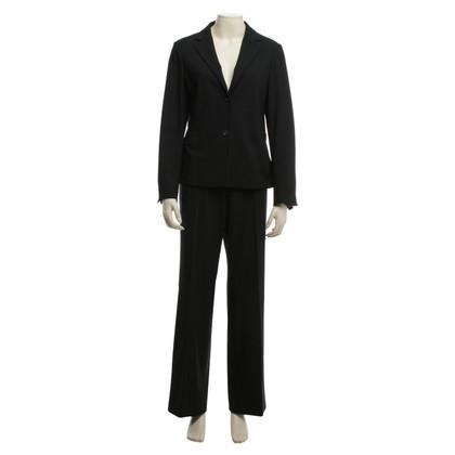 Jil Sander Pants suit black