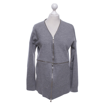 McQ Alexander McQueen Cardigan in grey