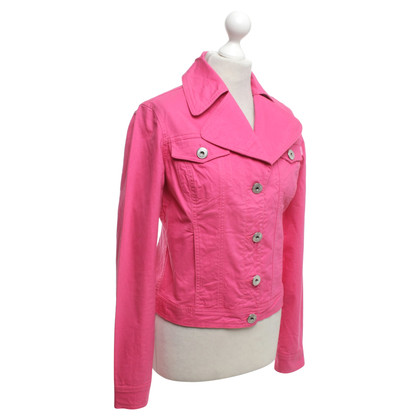 Moschino Jacke in Pink