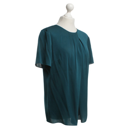 Hugo Boss Bluse in Petrol