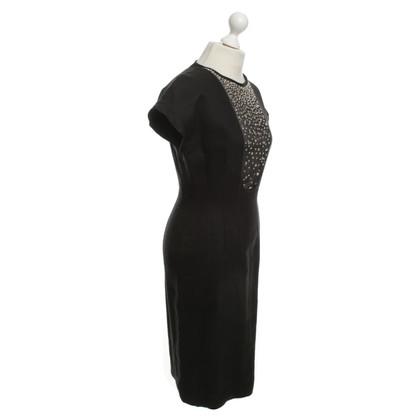 Valentino Shift Dress with rhinestones