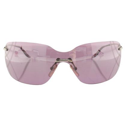 Christian Dior Mono Occhiali da sole Ombra in viola