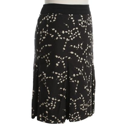 Armani skirt in black / white