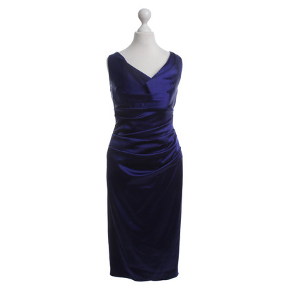 Talbot Runhof Dress in purple