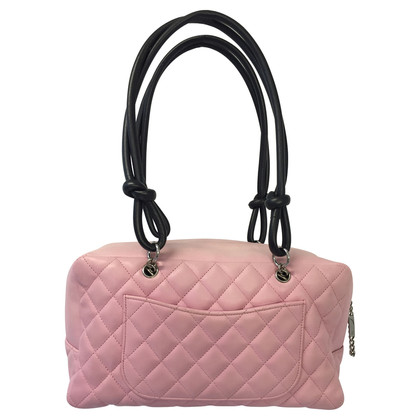 Chanel Shopper in Pink