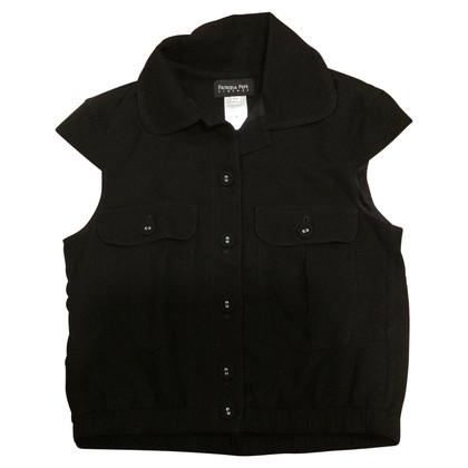 Patrizia Pepe short sleeve jacket