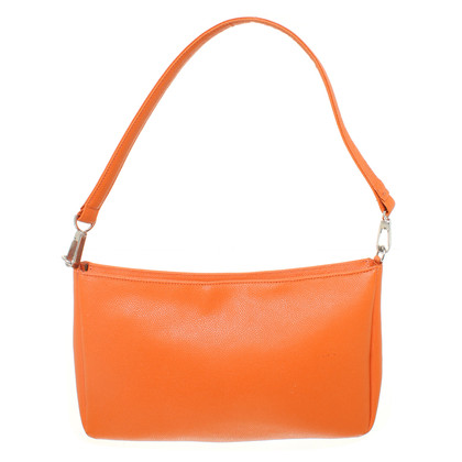 Bogner Ledertasche in Orange
