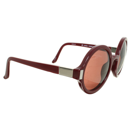 The Row Sunglasses in Bordeaux