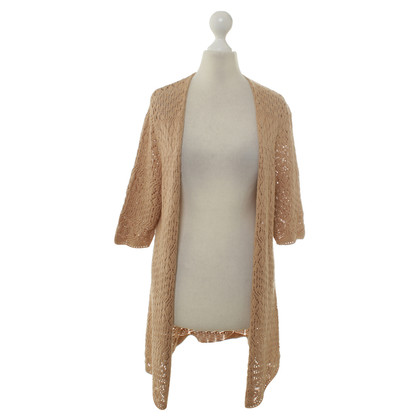 Allude Cardigan with diamond pattern