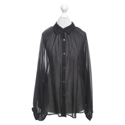 Elizabeth & James Blouse in black