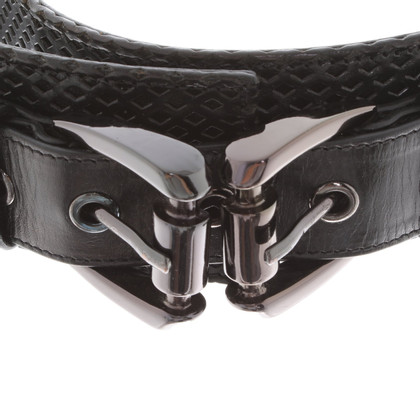Burberry Waist belt in black