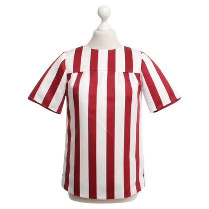 Marc Jacobs top with striped pattern