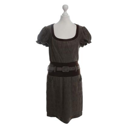 Dolce & Gabbana Tweed-Kleid