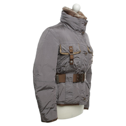 Peuterey Winter jacket in mauve
