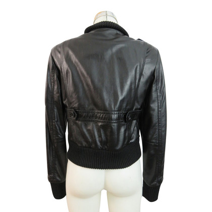 St. Emile Bikerjacke leather