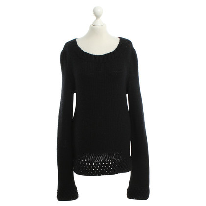 Antonia Zander Cashmere sweater in black