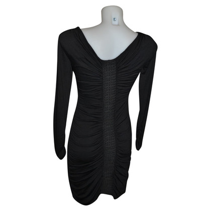 Philosophy di Alberta Ferretti Black Mini dress