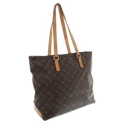 """Louis Vuitton """"Shoppers Cabas Mezzo Monogram Canvas"""""""