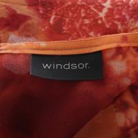 Windsor Chiffonkleid mit Print