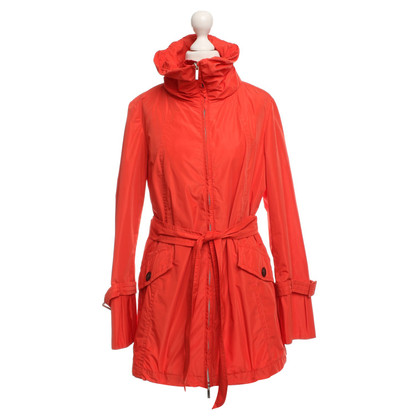 Max Mara Coat in red