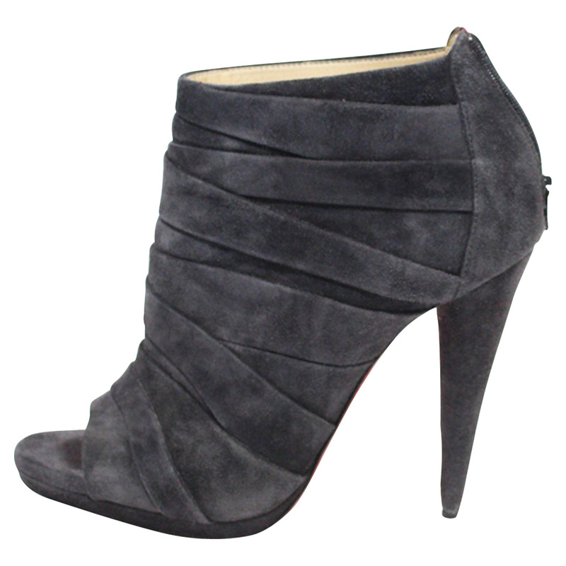 Christian Louboutin Ankle boots Suede