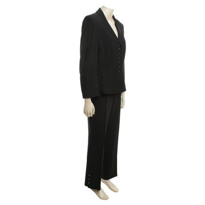 Escada Suit in zwart