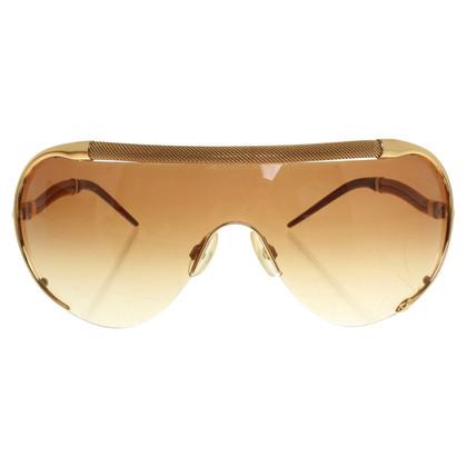 Roberto Cavalli Gold colored monoshade
