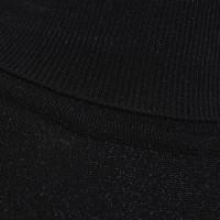 Calvin Klein maglione a collo alto nero