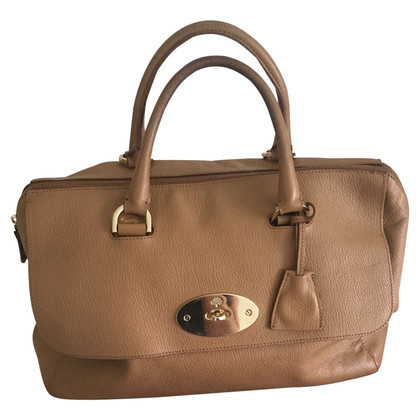 Mulberry Tote Bag in Bruin