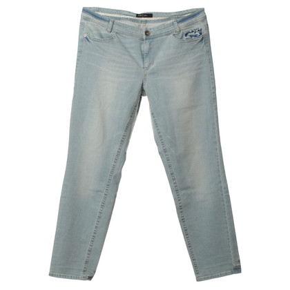 Marc Cain Jeans mit Pailletten-Applikation