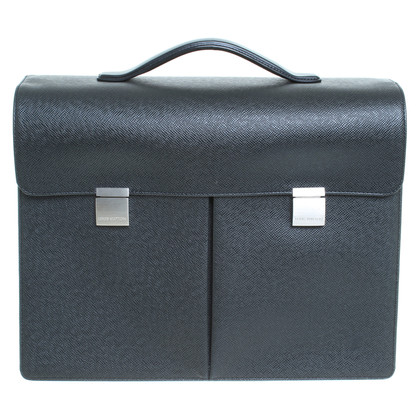 Louis Vuitton Taiga leather Briefcase