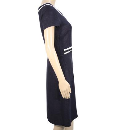 Hobbs Kleid in Dunkelblau