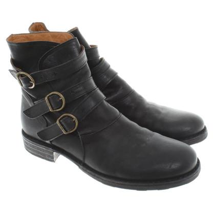 Fiorentini & Baker Boots in zwart
