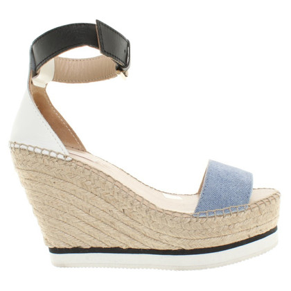 See by Chloé Wedges with straps