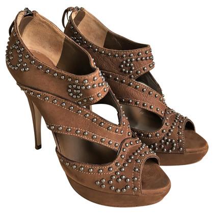 Miu Miu Sandals with rivets