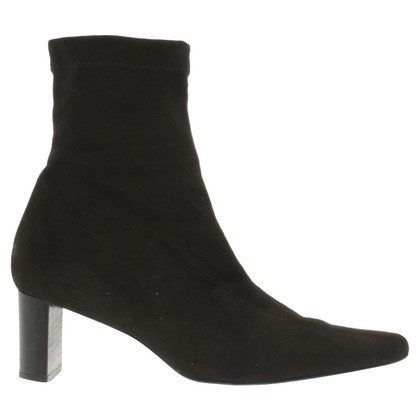 Robert Clergerie Ankle boots from suede
