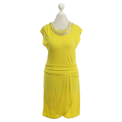 Laurèl Dress in yellow