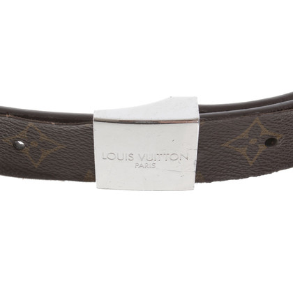 Louis Vuitton ceinture Monogram Canvas