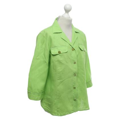 Marina Rinaldi Blouse in green