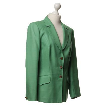 Rena Lange Blazer in menta verde