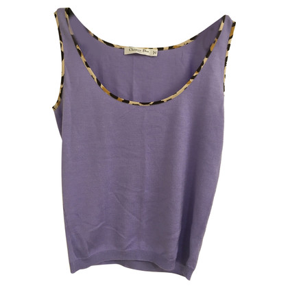 Christian Dior Wolmengsel Top