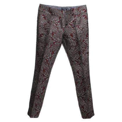 Dolce & Gabbana Pants with a floral pattern